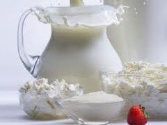 Диетические молочные продукты