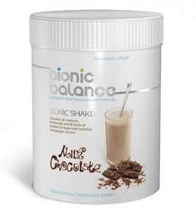 BIONIC SHAKE Молочный Шоколад, Сладкая Ваниль