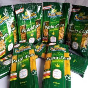 Безглютеновые макароные изделия